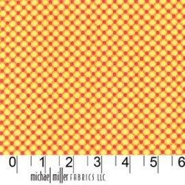 Tissu Cora Sunshine x 10cm