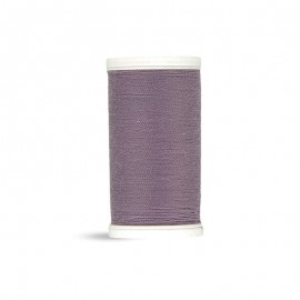 Polyester Laser sewing thread - mineral purple - 100m