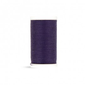 Polyester Laser sewing thread - blueberry - 100m