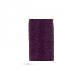 Polyester Laser sewing thread - amethyst - 100m