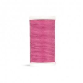 Fil à coudre Laser polyester - rose organza - 100m