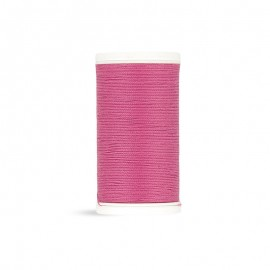 Polyester Laser sewing thread - organza pink - 100m