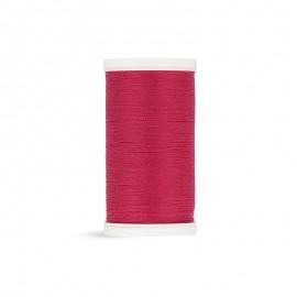 Fil à coudre Laser polyester - rose gerbera - 100m