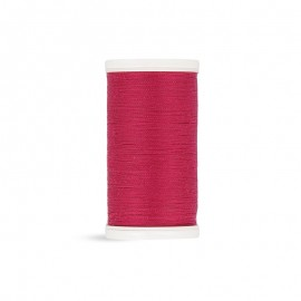Polyester Laser sewing thread - gerbera pink - 100m