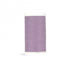 Fil à coudre Laser polyester - fleur de lin - 100m