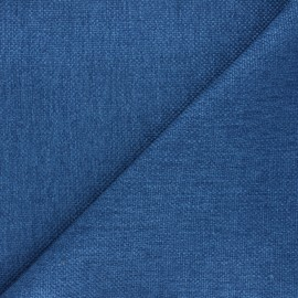 Braided fabric Thevenon - blue jean Bellini x 10cm