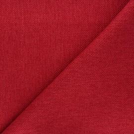 Braided fabric Thevenon - red Bellini x 10cm