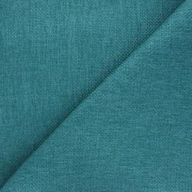 Tissu natté Thevenon Bellini - océan x 10cm