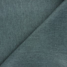 Tissu natté Thevenon Bellini - gris x 10cm