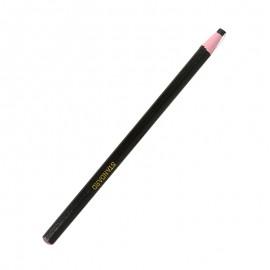 Cut free chalk pencil for fabrics - black