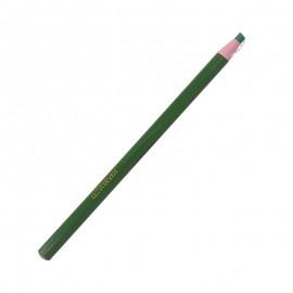 Cut free chalk pencil for fabrics - green