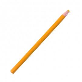 Cut free chalk pencil for fabrics - yellow