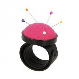 Pin holder bracelet - pink