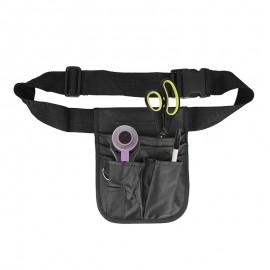 Pocket belt - black