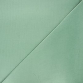 Milleraies velvet fabric 200gr/ml - sage green x 10cm