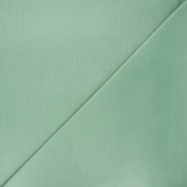 Tissu velours milleraies 200gr/ml - vert sauge x10cm