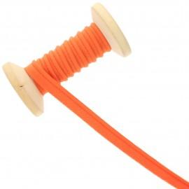 10 mm Poly Cotton Piping Ribbon Roll - Nasturtium