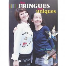 """Livre """"Mes fringues sont uniques"""""""