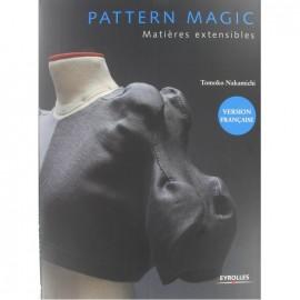 "Livre ""Pattern Magic Matières Extensibles"""