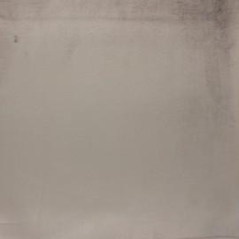 Tissu velours Brunei - tourterelle x 10cm