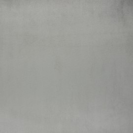 Tissu velours Brunei - gris x 10cm
