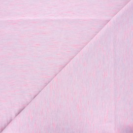 Rico Design jersey fabric - pink Transformation x 10cm