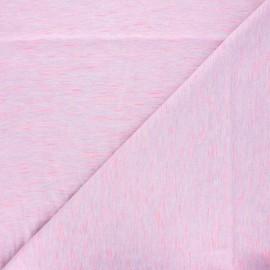 Tissu jersey Rico Design Transformation - rose x 10cm
