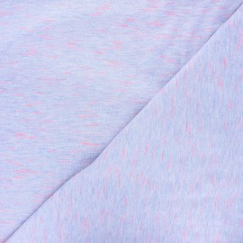 Rico Design jersey fabric - purple Transformation x 10cm