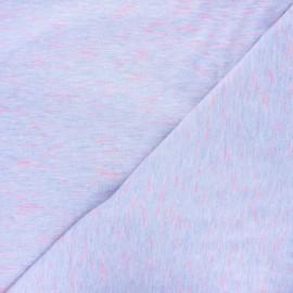 Tissu jersey Rico Design Transformation - violet x 10cm