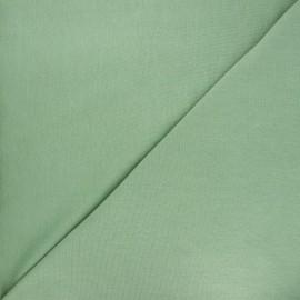 Jersey tubulaire Bio - romarin x 10cm
