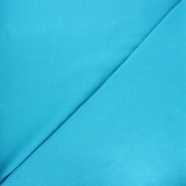 Jersey tubulaire Bio - azur x 10cm