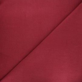 Jersey tubulaire Bio - tomette x 10cm
