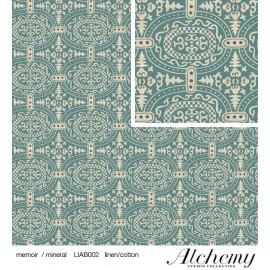 Tissu Alchemy Linen Memoir Mineral x 10cm