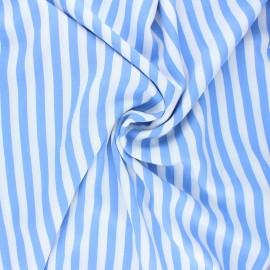 Tissu viscose Paulette - blanc x 10cm