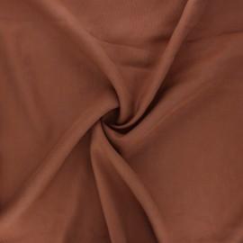 Tissu Tencel uni Rozan - camel x 10cm