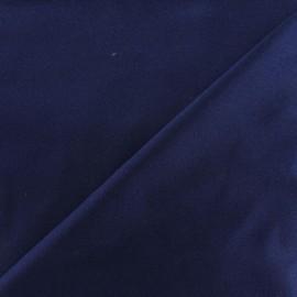 Tissu Lycra marine x 10cm