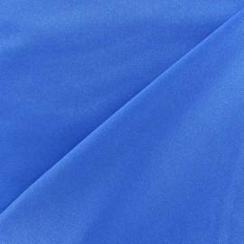 Tissu Lycra bleu Roy x 10cm