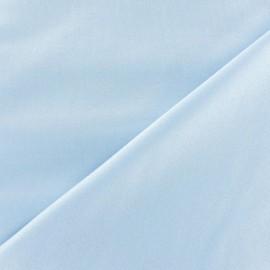 Tissu Lycra ciel x 10cm
