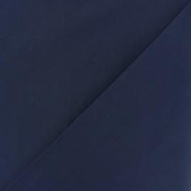 Cotton Voile Fabric - Midnight blue x 10cm