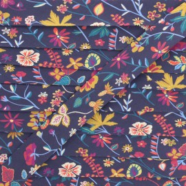 20 mm Liberty bias binding - Botanist Diary A x 1m
