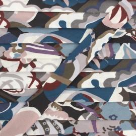 20 mm Liberty bias binding - Gatsby Garden C x 1m