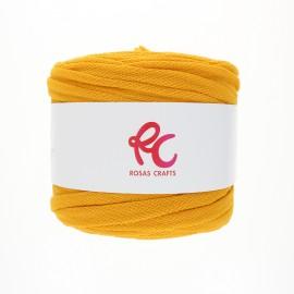 Trapilho piqué Pluma - jaune mimosa