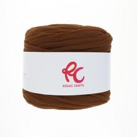 Trapilho quilted yarn - hazelnut Pluma