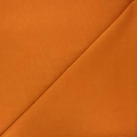 Tissu velours milleraies uni Dashwood - roux x 10cm