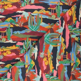 Tissu Liberty - Nirvana A x 10cm