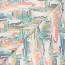 Tissu Liberty - Nirvana B x 10cm
