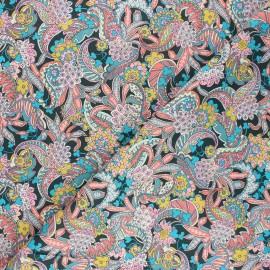 Tissu Liberty - Pineapple Paisley C x 10cm