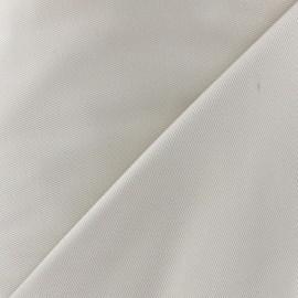 Tissu piqué de coton gazelle x 10cm