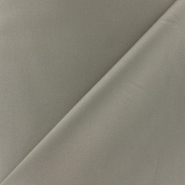 Tissu piqué de coton havane x 10cm