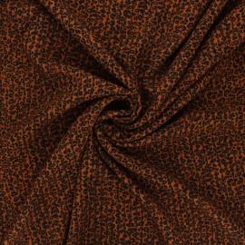Tissu viscose Calista - camel x 10cm